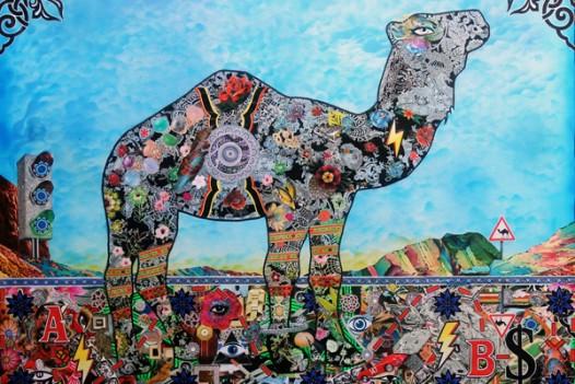 Camelus Dromedarius by Manu Mazaux