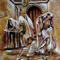 Exposition d'Ali Benslimani