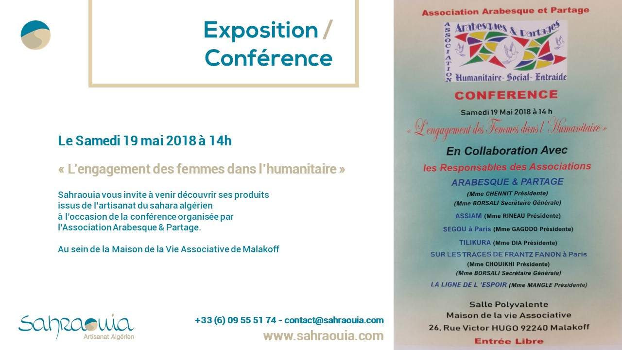 Conference Association Arabesque & Partage